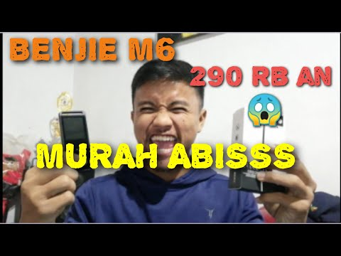 BENJIE M6 MP3 PLAYER - REVIEW AND UNBOXING. SPESIFIKASI BISA DI BACA DI DESKRIPSI #benjie #viral
