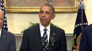 Obama Rejects Keystone, Says Not in US Interests