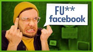 9 Gründe warum wir Facebook hassen!