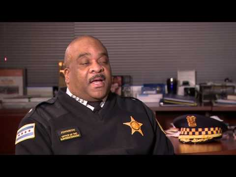 Sup. Eddie Johnson Interivew-Police Recruitment