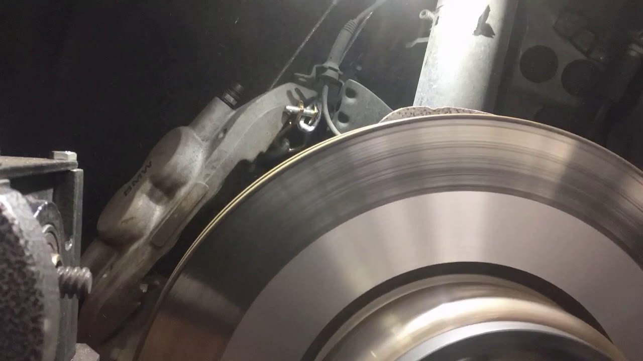 Rotor Resurfacing Near Me >> Bmw Brake Rotor Resurfacing Time Lapse