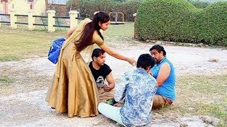 DANGEROUS HASEENA | बच्चे न देखें | Full Entertainment | Fe | Firoj Chaudhary | New Comedy