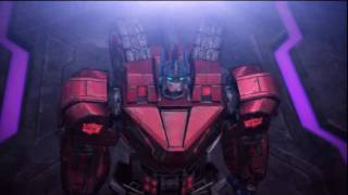 optimus gains the spark transformers war for cybertron gameplay