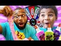 Download DAD VS SON MYSTERY OF SLIME SWITCH UP CHALLENGE!