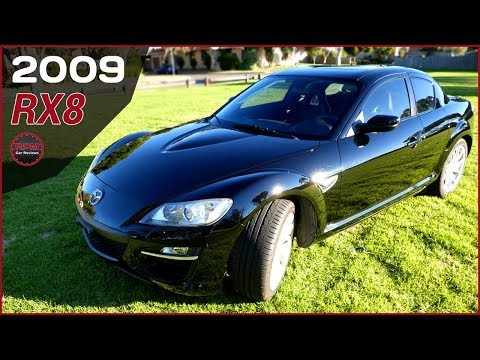 2009 Mazda RX8 Series 2, Detailed Review & Road Test