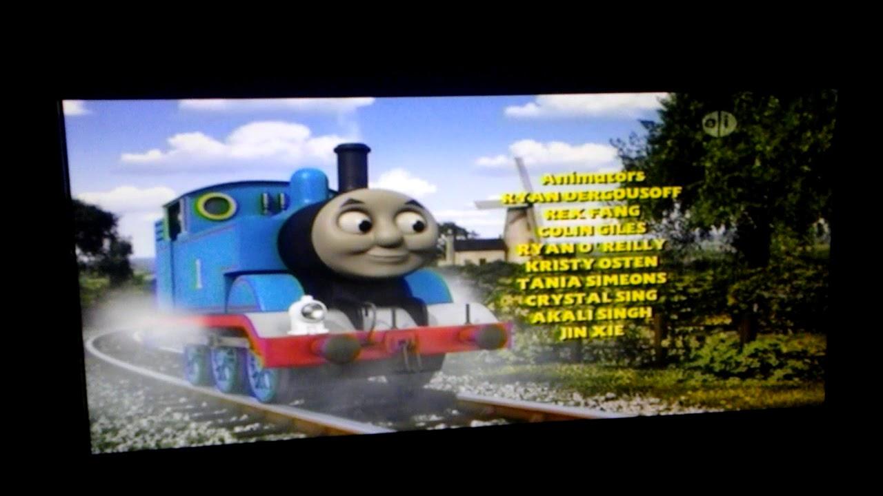 Thomas & Friends Ending Season 13-16