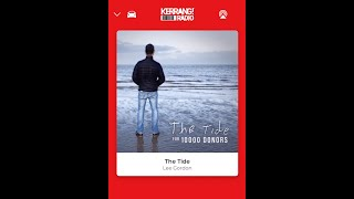 10'000 Donors and the Tide on KERRANG Radio with Loz Guest!!