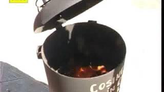 Cocina sin gas, sin carbón y sin leña
