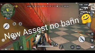 New assest.npk no banned 🤗💯 rules of survival