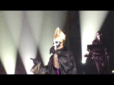 "Ghost - ""Square Hammer"" Live in Rochester 9/16/16"