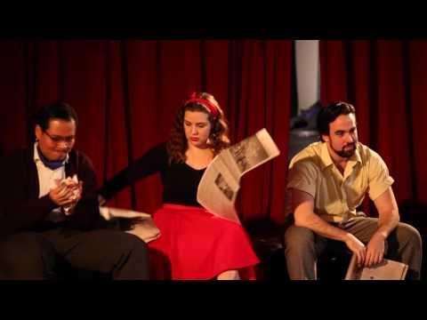 Rossini's La Cambiale di Matrimonio by Bare Opera