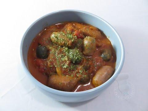 recette-de-tajine-de-merguez-aux-olives