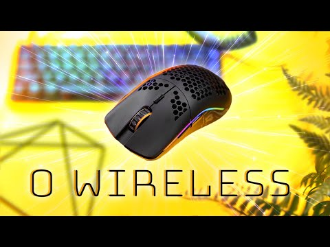Glorious Model O Wireless Mouse Review - THEY DID IT!