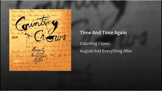 Counting Crows - Time And Time Again (Lyrics)