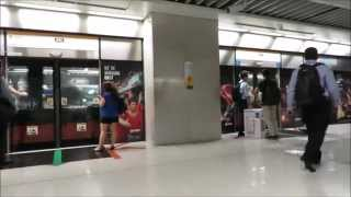 Singapore Downtown Line & Circle Line MRT