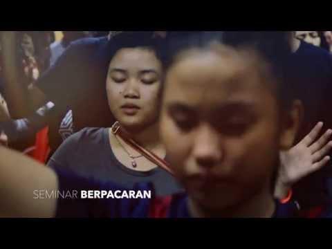 MINISTRY UPDATE  - SEMINAR BERPACARAN - KKR DOA & PENGURAPAN MIRI - MALAYSIA - EV. GARREN LUMOINDONG