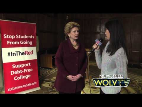 Newsfeed: Interview with Sen. Debbie Stabenow
