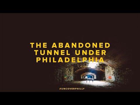 The Abandoned Tunnel Under Philadelphia