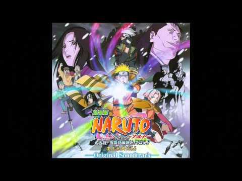 Naruto Movie 1 OST 3 I'll Protect!! Ore ga Mamorun dattebayo!!