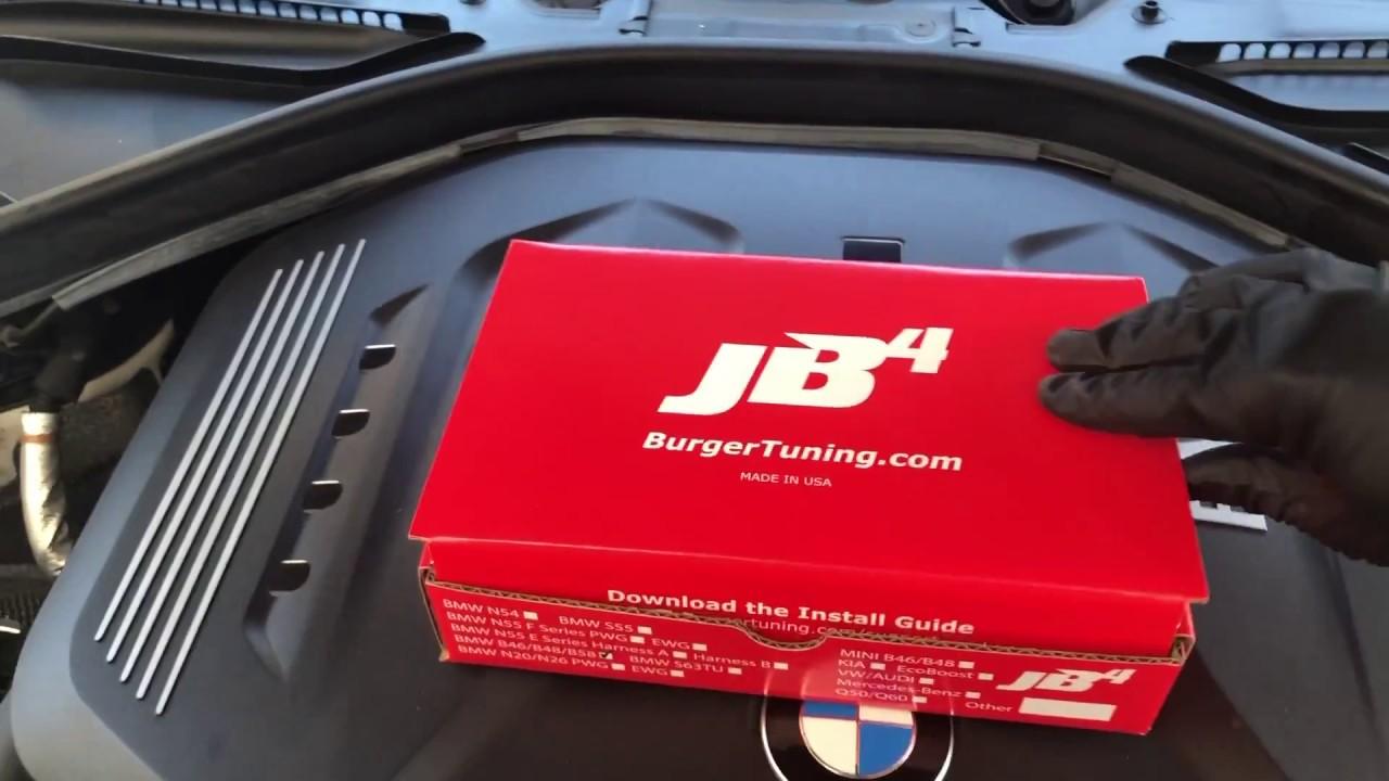 JB4 Tune for BMW B38/B46/B48/B58 Engines – Burger