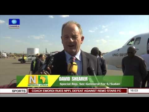 Network Africa: New UN Special Rep Arrives South Sudan