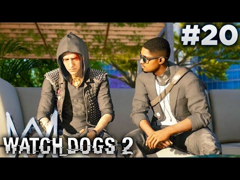 Watch Dogs 2 (PS4) - Mission #20 - Wrench In The Works
