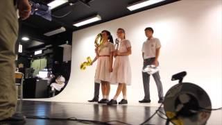 郭一葦中學校園電視台拍照練習
