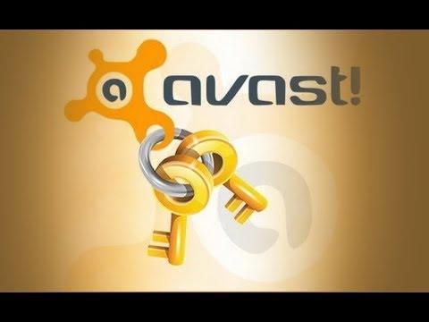 Быстрая активация антивируса Avast Pro