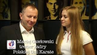 Mistrzyni Świata w karate i jej trener o spotkaniu w Ministerstwie Sportu i Turystyki