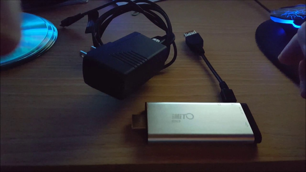 Imito mx1 rk3066 1. 6ghz android tv box dongle 1gb/8g 1080p bt otg.