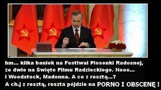 Repeat youtube video MOCNY FILM - minister Bogdan Zdrojewski niszczy kulturę narodową