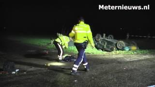 Ernstig ongeval n340  bij Dalfsen