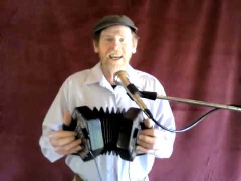 Goin' Fishin' (Fishing Blues) sung with concertina acocmpaniment