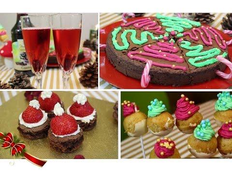 |Recettes de Noël| Faciles et Colorées !