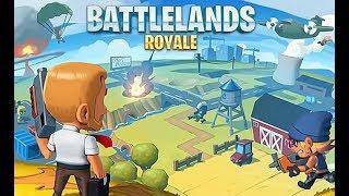Battlelands Royale Review (Motorola Moto G6 Plus Gameplay)