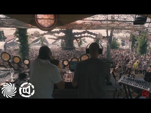 LOUD & Shulman - Deep River Song @ Ozora Festival 2016