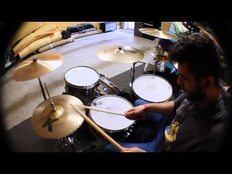Insane (Drum Cover) ft. Moon Holiday - Flume