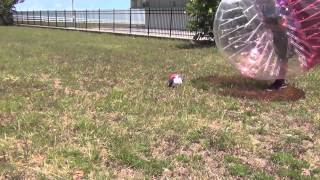 Coptic Diocese Southern United States Bubble Soccer Event