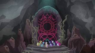 Mane 6 enter Tartarus - School Raze