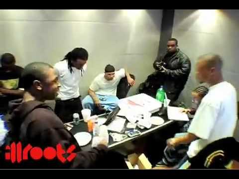 Ti & Lil Wayne In The Studio!!! T.I Is Crazy !!! Lil Wayne Is Afraid!!