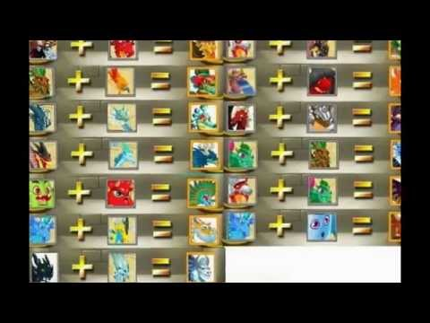 dragon city ผสม มังกรหายาก 13 ตัว