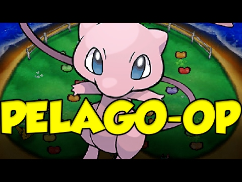 POKE PELAGO OP! Easiest EV Training and Leveling in Sun and Moon!