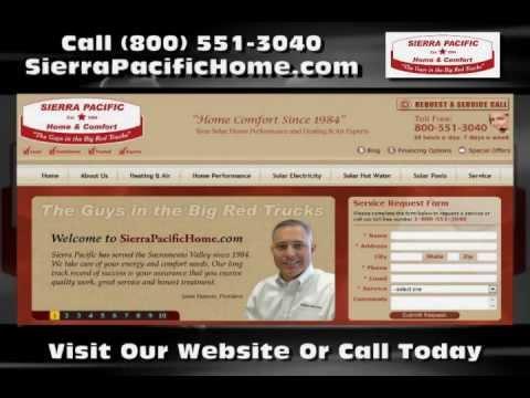 Heating Air Rancho Cordova CA Sierra Pacific Heating and Air