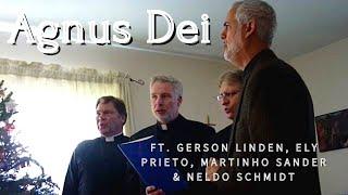 Agnus Dei 4 vozes