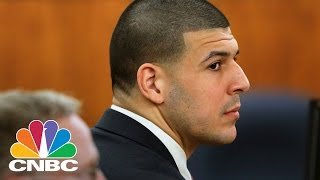 Aaron Hernandez Found Dead, Hanged In Cell | Squawk Box | CNBC