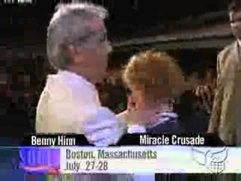 Benny Hinn's This is Your Day! - May 31, 2006 - Copenhagen, Denmark