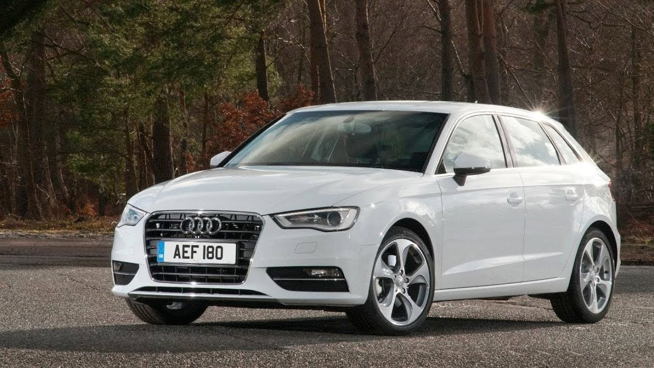 audi a3 sportback review youtube. Black Bedroom Furniture Sets. Home Design Ideas
