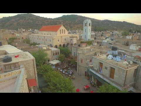 Medieval mastic village of Mesta