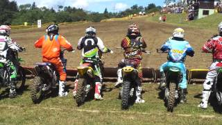 Gerstetten Motocross start