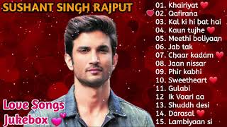💕 BEST OF SUSHANT SINGH RAJPUT 🎵
